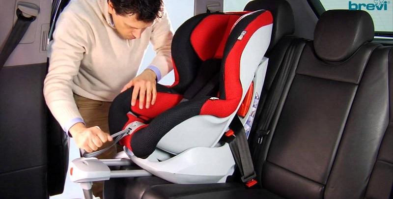Разберем все правила перевозки детей в автомобиле