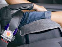 Правила перевозки детей на переднем сидении автомобиля