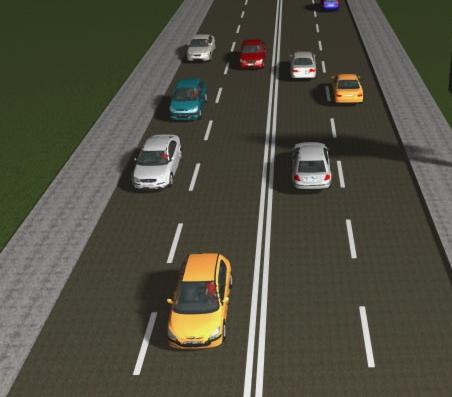 Что грозит за нарушение правил расположения транспортного средства на проезжей части?
