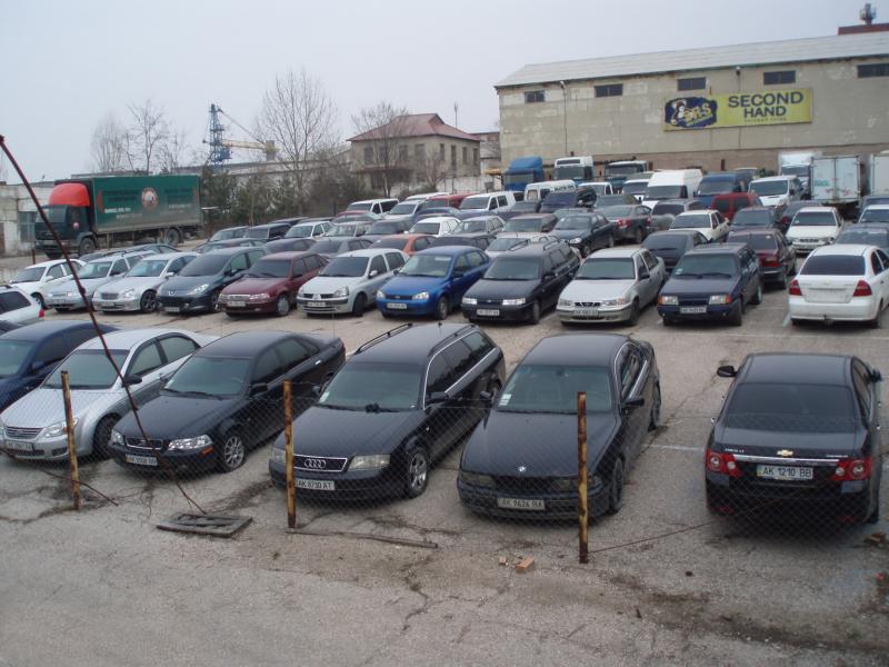 Подробно про продажу конфискованных автомобилей