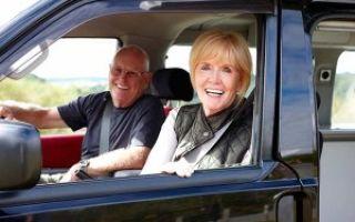 Все про автокредиты для пенсионеров