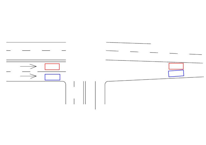 Научим определять, сколько полос движения на дороге