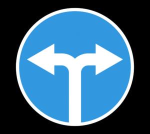 Обзор предписывающих знаков