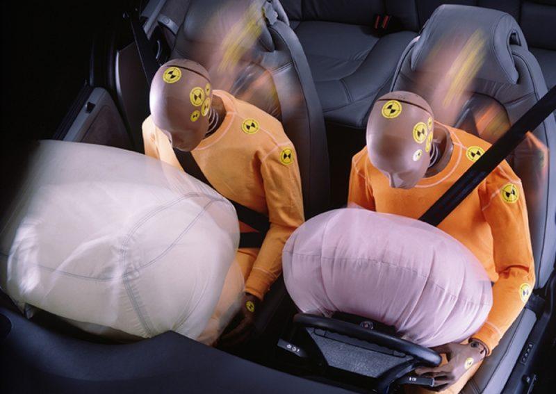 работа подушки безопасности