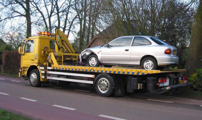 Почему авто отправляют на штрафстоянку
